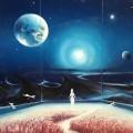 В свете голубой звезды