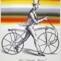 С.Шутов Велосипед 1820г