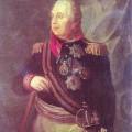 Р.М.Волков(1779-1847) Портрет М.И.Кутузова, 1813г