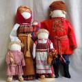 Традиционные костюмы Вятской губернии