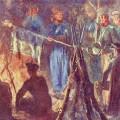Е.Е.Лансере(1875-1946) 1812г.Трофеи русского оружия