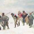 И.М.Прянишников(1840-1894) В 1812 году, 1874