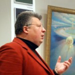 Александр Рекуненко, член Международной Федерации Художников