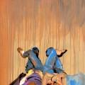 Сиеста, 80х60, холст, акрил, 2012г
