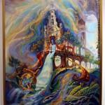 """В.Дрёмов  """"Священный водопад"""""""