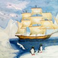 Мусатова Тамара, 11 лет, Открытие Антарктиды,Россия
