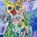 Каролина Радова,12 лет, Карта странствующей души,Чехия