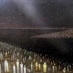 """Андрей Мещеряков """"Отражения"""", холст\масло, 2005г"""