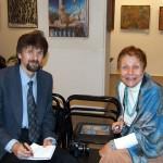 Д.Ярошевский и Н.Власова