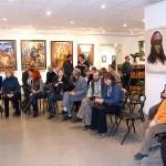 Участники и гости выставки