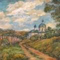 """Бутковская Р.Н. """"Церковь в Свияжске"""""""