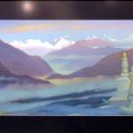 """Сергей Кузнецов """"Спящие кристаллы"""", холст\масло, 2007г"""