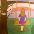 Кузякина Наташа, 13 лет, Свидание с закатом, Россия