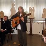 Владимир Минеев - певец, композитор, лауреат Всероссийской премии  им.Талькова