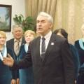 Солист хора Андрей Гафуров