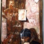 """""""Иконописец"""" 213х113, 2002г"""