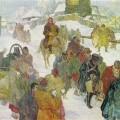 И.С.Горюшкин(1873-1954) Старостиха Василиса, 1912г