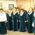 Художественный руководитель хора Каневская Л.А