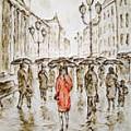 Арбатские зонтики