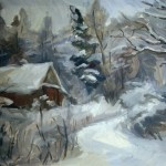 Д.Канайкина В глубине леса