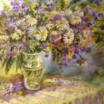 Д.Старчевский Полевые цветы