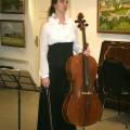 Елена Клёпова, виолончель