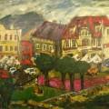 """Михаил Поляков """"Галерея Штуки"""" х.м. 80х100, 2010"""