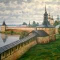 Кирилло-Белозеский монастырь