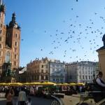Краков - Центральная площадь
