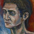 Левина Алена (Портрет молодого человека)
