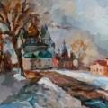 """Матвеев И """"Зима в Коломне"""""""