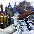 Н.Краюшкин, Далекое близкое