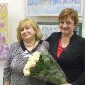 Ольга Скворцова и Наталья Счастливая