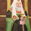 Патриарх, орг.м, 52х40,