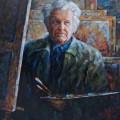 Портрет И.Юдина, автор Н.Шаландин