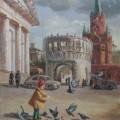 Сапожковская площадь 1959 г.