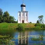 Церковь Покрова на Нерли, с-о Боголюбово, Владимирская облас