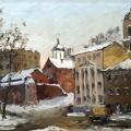 В.Алексеев, Трубная площадь