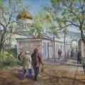 Весна на Гоголевском
