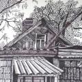 дедушкин дом