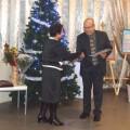 Проректор ЗНУИ Романова Л.В. и директор ГВЗМ Лобов А.В.